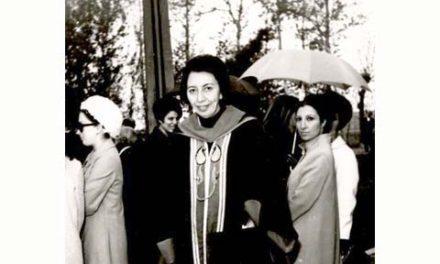 ایرانیان جهان و دستاوردهایشان ـ ۵۸/بدرالزمان تیمورتاش؛ اولین زن دندانپزشک و موسس دانشکده دندانپزشکی مشهد