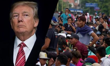 تهدید دونالد ترامپ به بستن مرز با  مکزیک