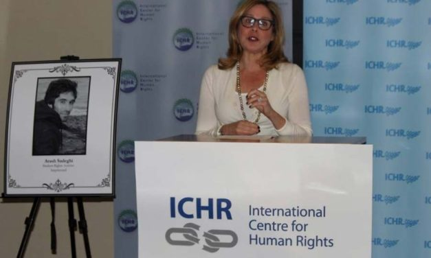 گزارش تصویری نمایشگاه مرکز بین المللی حقوق بشر- کانادا