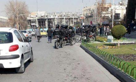 بازداشتهای گسترده در تجمع معلمان در اصفهان