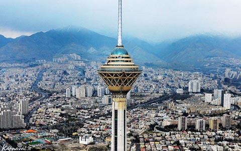 گزارش مرکز زمین شناسی آلمان از خطر بزرگی که تهران را تهدید می کند!