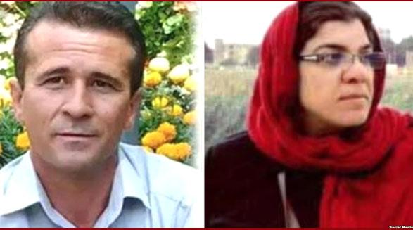 گزارشی از آخرین وضعیت جعفر عظیم زاده و پروین محمدی