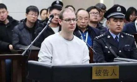 یک کانادایی در چین به اعدام محکوم شده است