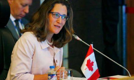 جلسه ی سری کانادا و مقامات کره ی شمالی برای مذاکرات درباره ی انرژی هسته ای و حقوق بشر