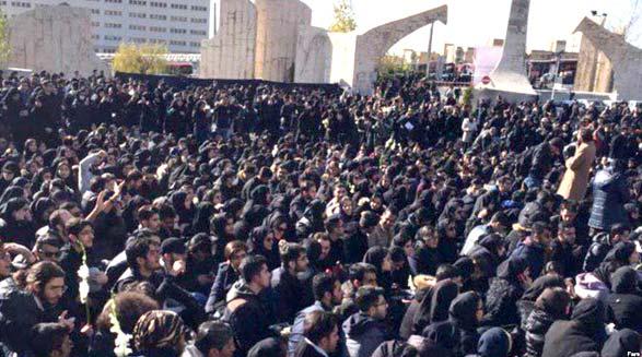 هشدار فرمانده ناجا در مورد تجمع در مقابل دانشگاه تهران؛ /نیازمند مجوز هستید