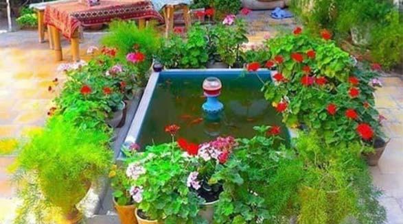 نوستالژی روضه در خانه/عینی احمدی