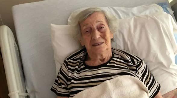 ضرب و شتم پیرزن ۹۲ ساله توسط مرد جوان دارای بیماری ذهنی در مونترال