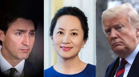 چین به سیستم استرداد مجرم در پرونده ی هوآوی  اعتراض می کند
