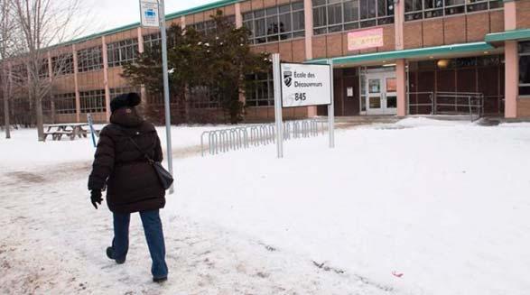 مسمومیت دانش آموزان و معلمان بر اثر گاز مونوکسید کربن در مونترال