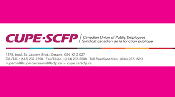 ابراز نگرانی اتحادیه کارگران خدمات عمومی کانادا از سرکوب کارگران ایران