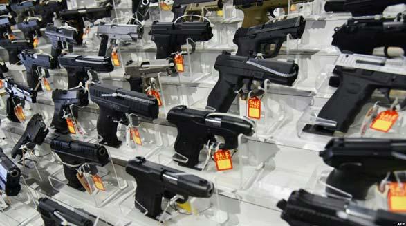 مجلس نمایندگان ایالات متحده طرح کنترل اسلحه را تصویب کرد