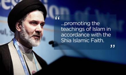 نشر ایدئولوژی انقلاب ایران در کانادا توسط خیریه ای در تورنتو