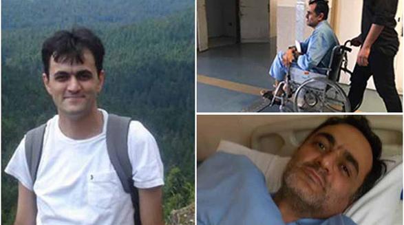 نامه مادر سعید ملکپور به دادستان تهران برای آزادی فرزندش پس از ۱۰ سال زندان