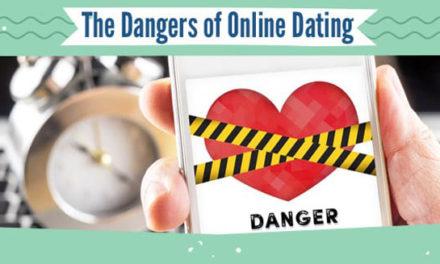 خطرات وب سایت های دوست یابی