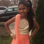 مردم می سی ساگا برای دختر ۱۱ ساله شمع روشن کردند