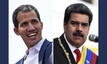 بحران ونزوئلا و حمایت های سران کشورهای جهان از طرفین دعوا