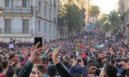 الجزایر. خیابان علیه رژیم/ژان پیر سرنی /ترجمه از فرانسه: شهباز نخعی