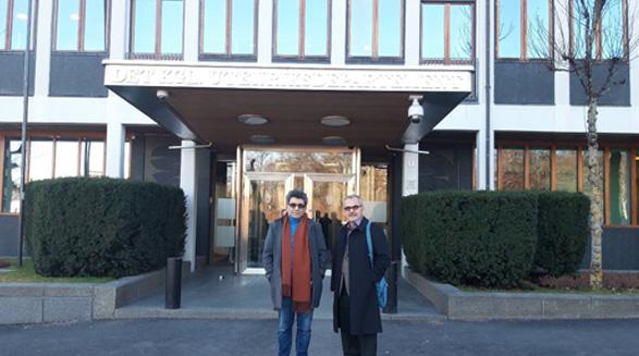 گزارشی از دیدار فعالان حقوق بشر و جمهوری خواهان ایران با مسئولان وزارت امور خارجه نروژ