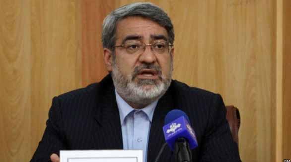 وزیر کشور: در موقع بحران، پاسخگوی ٢٠درصد جمعیت تهران هستیم