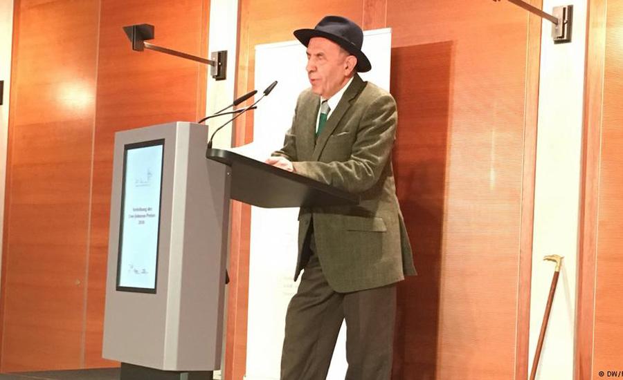 میهمان ویژهای از ایران در مراسم ادبی در آلمان