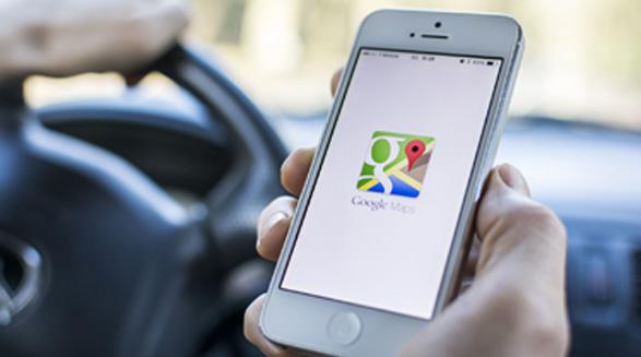 """پیغام جدید """"گوگل مپ"""" به رانندگان: به دوربین کنترل ترافیک نزدیک می شوید"""