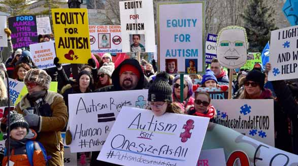 اقدام تازه ی دولت انتاریو همزمان با روز جهانی اوتیسم