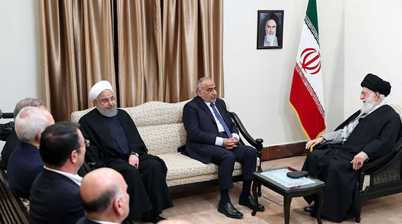 کشاکش حکومت عراق بین تهران و واشنگتن/ نویسنده: علی ناجی/  ترجمه از فرانسه:/شهباز نخعی