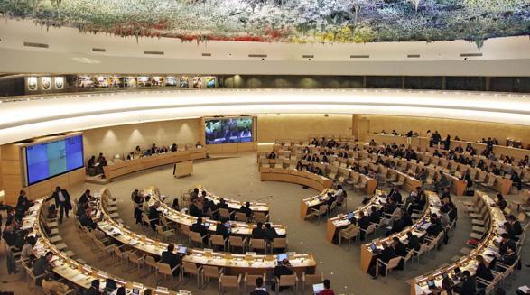 ایران؛ مصونیت بدون مرز؛ گزارش به شورای حقوق بشر سازمان ملل