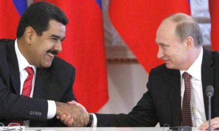 روسیه مانع خروج مادورو از ونزوئلا شد