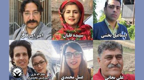 اعتراضات هفت تپه؛ پرونده ۷ متهم از جمله اسماعیل بخشی به دادگاه انقلاب تهران ارسال شد