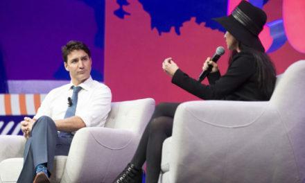 جاستین ترودو می گوید مهاجران باعث رشد بخش تکنولوژی در کانادا هستند