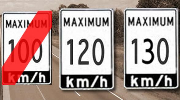 حداقل سرعت در سه اتوبان انتاریو افزایش می یابد