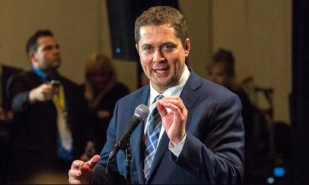 انتقادات تند اندرو شیر  رهبر حزب محافظه کار فدرال از جاستین ترودو
