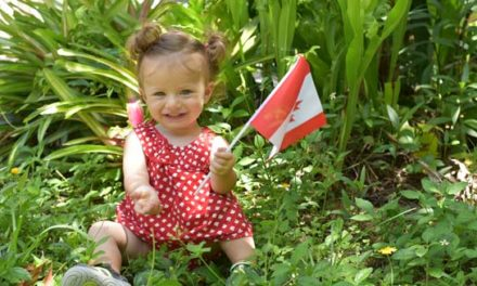 اول جولای روز کانادا