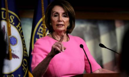 پلوسی: فکر نمیکنم پرزیدنت ترامپ خواهان جنگ با ایران باشد