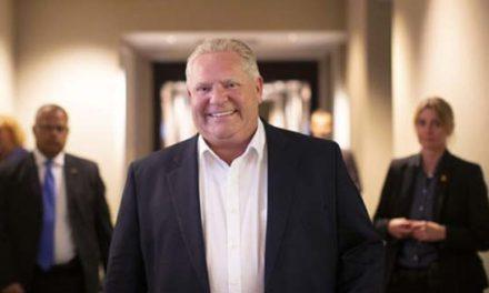 داگ فورد دومین نخست وزیر استانی بد در کانادا