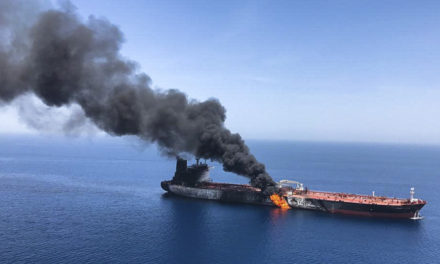 واکنش ایالات متحده به حمله به دو نفتکش در دریای عمان