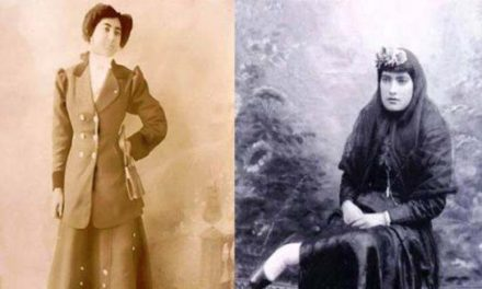 اشرفالسلطنه همسر اعتمادالسلطنه/ س- سیف/بخش چهاردهم