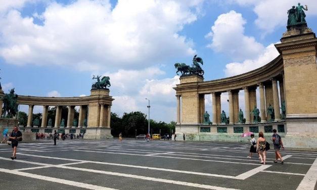 بوداپست موزهای به وسعت یک شهر/عباس شکری