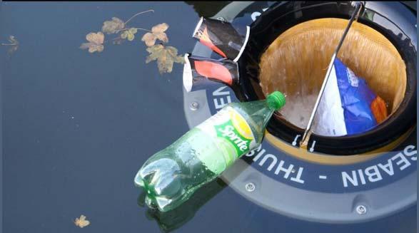 تورنتو پیشگام استفاده از تکنولوژی جدید برای جمع آوری آشغالهای داخل آب