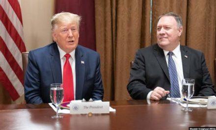 رئیس جمهوری آمریکا: تحریم ایران به زودی و به شکل اساسی افزایش خواهد یافت