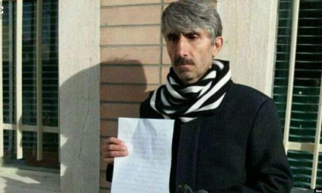 حمید رحمتی، عضو کانون صنفی معلمان به زندان و شلاق محکوم شد