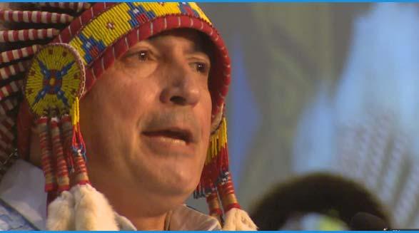 نجات زمین اولویت چهلمین نشست رؤسای مردمان بومی کانادا