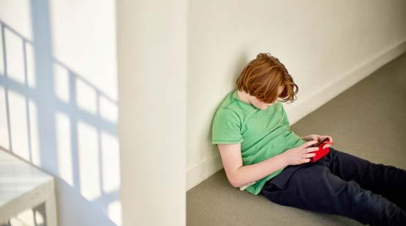 رسانه های اجتماعی مجازی یکی از عوامل افسردگی در جوانان