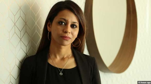 سارا عثمان  از خودش می گذرد تا قربانیان دیگر شهامت پیدا کنند