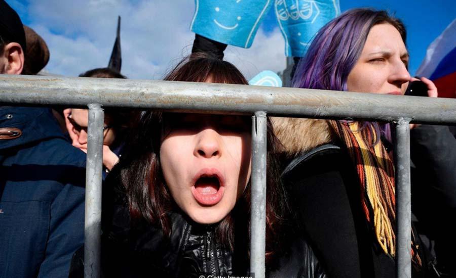 برای ایجاد تغییر سیاسیِ اساسی کافی است ۳/۵ درصد از جمعیت به طور فعال در اعتراضات خشونتپرهیز مشارکت کنند/برگردان: عرفان ثابتی