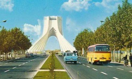 یک فلاش بک به تهران دیروز در تهران امروز/نیلوفر جواهری