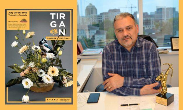 گفت و گوی شهروند با مهرداد آرین نژاد مدیر جشنواره تیرگان/حسن زرهی