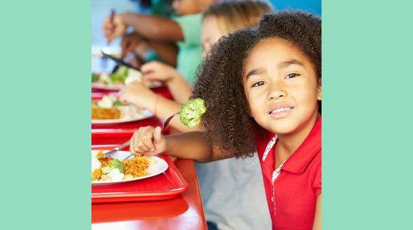 دانش آموزان کانادایی بهتر از گذشته غذا می خورند