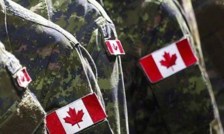 آیا سرباز کانادایی واقعا عضو گروههای نئونازی است؟